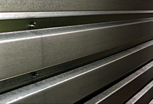 We manufacture a full line of steel roof deck, slot-vented roof deck, form deck and other accessories.